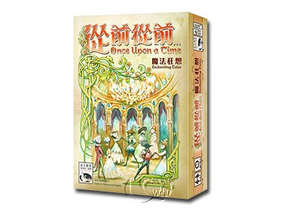 Once Upon A Time Expansion: EnchantingTales-Chinese Language Edition