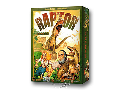 Raptor-Chinese Language Edition