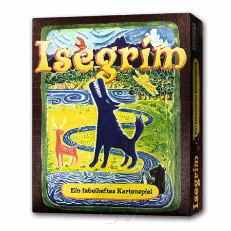 黑狼嗷嗷叫 Isegrim