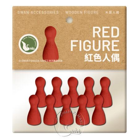 紅色人偶-24mm-10入