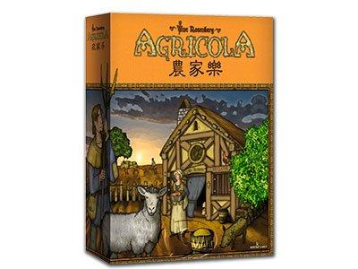 農家樂 Agricola-中文版(含米寶菜包)