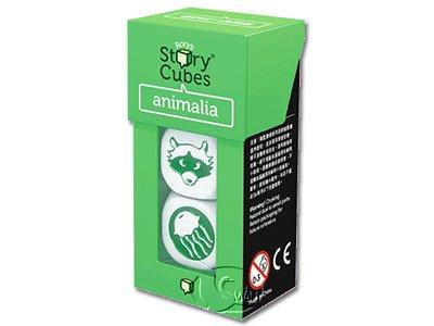 故事骰動物篇 Rory Story Cubes Animalia-中文版