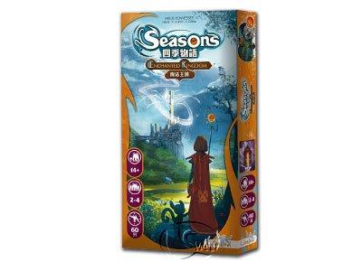 四季物語:魔法王國擴充 Seasons: Enchanted Kingdom-中文版