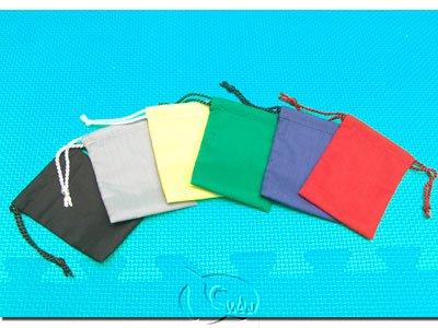 手工棉布袋 - 6色7*10cm(卡卡頌適用)