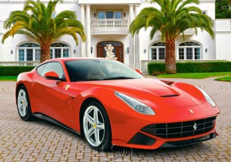 【Castorland拼圖-0500片】法拉利F12BerlinettaFerrari F12 Berlinetta