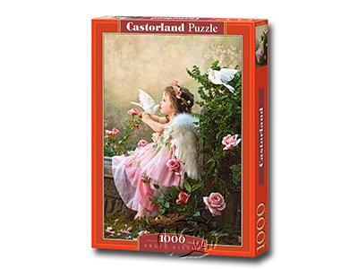 【Castorland拼圖-1000片】天使之吻Angel Kisses