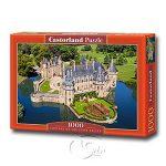 【Castorland拼圖-1000片】羅亞爾河城堡Ch?teau of the Loire Valley
