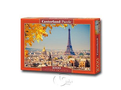 【Castorland拼圖-1000片】巴黎秋日Autumn in Paris
