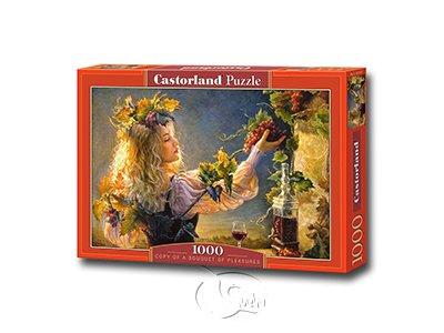 【Castorland拼圖-1000片】一把愉悅A Bouquet of Pleasures