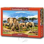 【Castorland拼圖-1000片】乞力馬扎羅之晨Kilimanjaro Morning