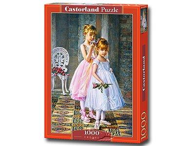 【Castorland拼圖-1000片】雙人舞!Encore