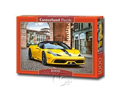 【Castorland拼圖-1000片】法拉利458Ferrari 458 Spectacle