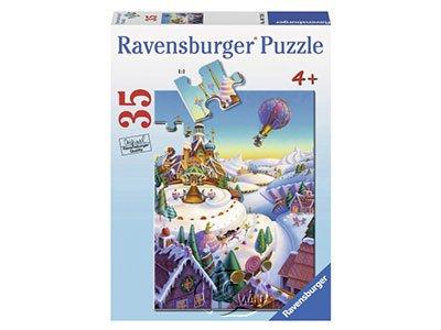 【Ravensburger拼圖-35片】糖果國度Land of Candy