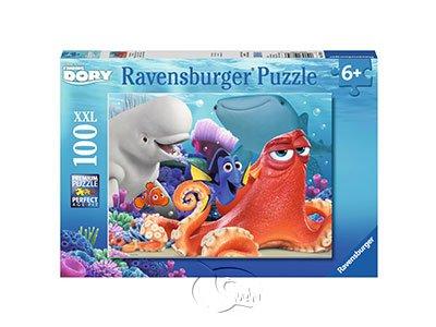 【Ravensburger-大拼片拼圖-100XXL片】海底總動員2:尋找多莉Disney: Finding Dory