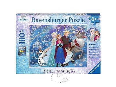 【Ravensburger-大拼片拼圖-100XXL片】冰雪奇緣:閃亮的魔法Disney Frozen: Frozen