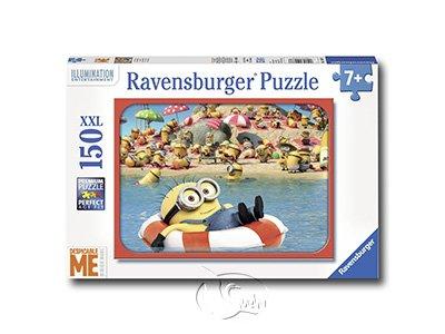 【Ravensburger-大拼片拼圖-150XXL片】夏日小小兵MIN:Gelbe Freunde