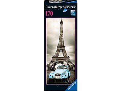 【Ravensburger拼圖-170片】浪漫巴黎Romantisches Paris