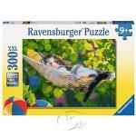 【Ravensburger-大拼片拼圖-300XXL片】進入夢鄉Sleeping