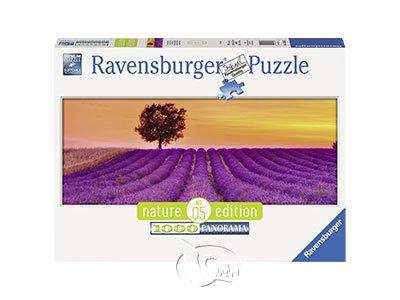 【Ravensburger拼圖-1000片】永遠的薰衣草Lavender Field forever