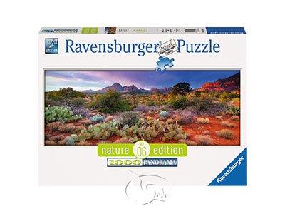 【Ravensburger拼圖-1000片】神奇的沙漠magical desert