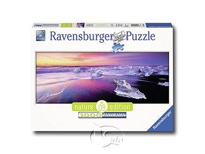 【Ravensburger-全景拼圖-1000片】冰島 冰川湖J?kuls?rl?n, Island