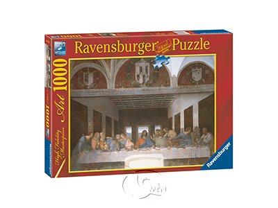 【Ravensburger拼圖-1000片】達文西:最後的晚餐Leonardo da Vinci: The Last Supper
