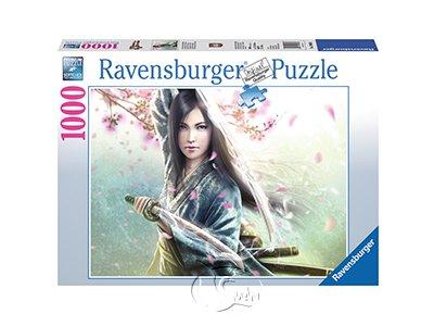【Ravensburger拼圖-1000片】情書:五環傳奇Mujer Samurai