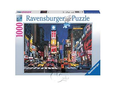 【Ravensburger拼圖-1000片】時代廣場Times Square