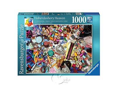 【Ravensburger拼圖-1000片】縫紉天堂Haberdashery Heaven