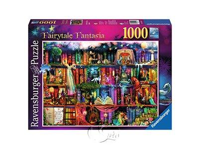 【Ravensburger拼圖-1000片】童話幻想曲Fairytale Fantasia