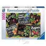 【Ravensburger拼圖-1000片】鄉村市場Farmer's Market