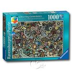 【Ravensburger拼圖-1000片】璀璨寶石Glittering Gemstones
