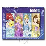 【Ravensburger拼圖-1000片】迪士尼公主-勇於夢想Disney Princess - Dare to Dream