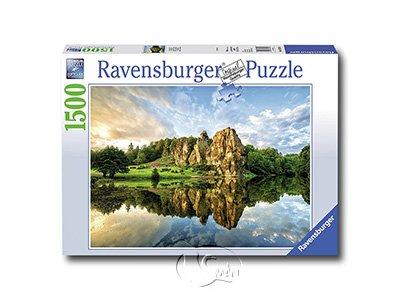 【Ravensburger拼圖-1500片】德國 條頓堡森林Teutoburger Wald