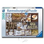 【Ravensburger-美食系列拼圖-2000片】咖啡時光Coffee Break