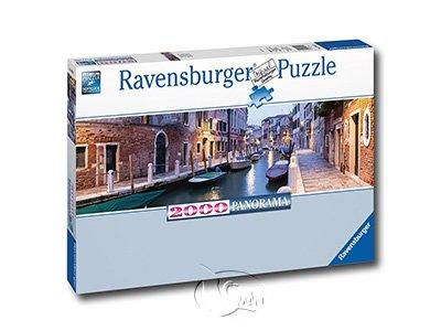【Ravensburger-全景拼圖-2000片】威尼斯之夜Evening in Venice