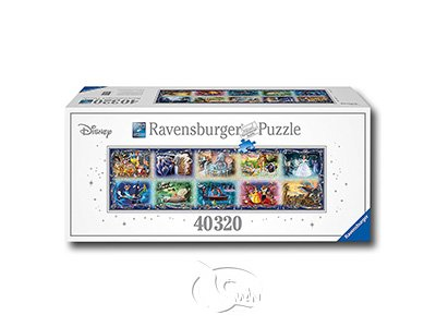 【Ravensburger拼圖-40320片】迪士尼時刻Disney Moments