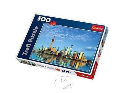 【拼圖-500片】上海景觀Shanghai, China