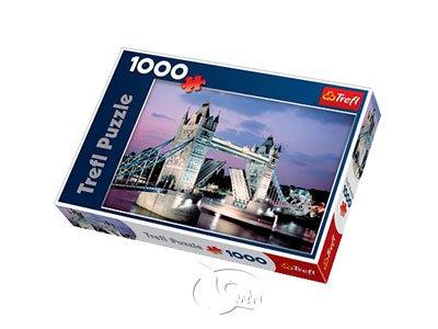 【拼圖-1000片】倫敦塔橋Tower Bridge