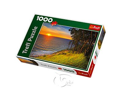 【拼圖-1000片】波羅的海日出Sunrise at the Baltic Sea