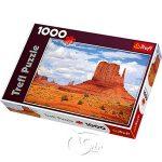 【拼圖-1000片】紀念碑谷Monument Valley