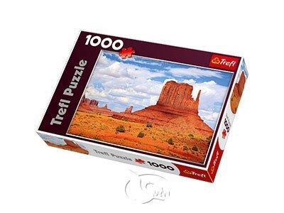 【拼圖-1000片】紀念碑谷Monument Valley, USA