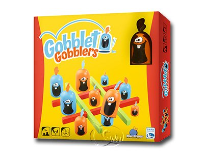 奇雞連連 Gobblet Gobblers-英泰中文版