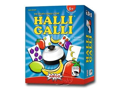 德國心臟病 Halli Galli-英中文版