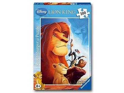 【Ravensburger拼圖-100片】迪士尼:獅子王電影海報DLK:Lion King movie poster