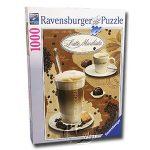 【Ravensburger拼圖-1000片】拿鐵馬奇朵Latte Macciato