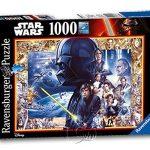 【Ravensburger拼圖-1000片】星際大戰Star Wars Saga