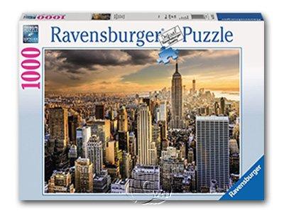 【Ravensburger拼圖-1000片】紐約大城Grand New York