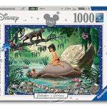【Ravensburger拼圖-1000片】迪士尼:與森林共舞Jungle Book