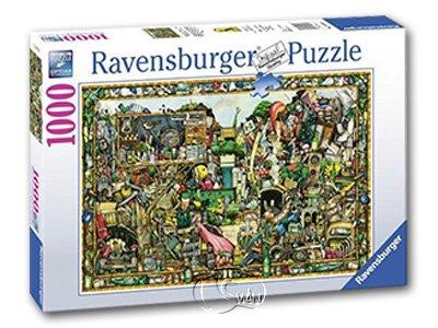 【Ravensburger拼圖-1000片】科林湯普森:昨日寶藏Yesterday's Treasure